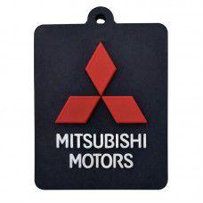 Chaveiro Emborrachado Mitsubishi