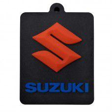 Chaveiro Emborrachado Suzuki