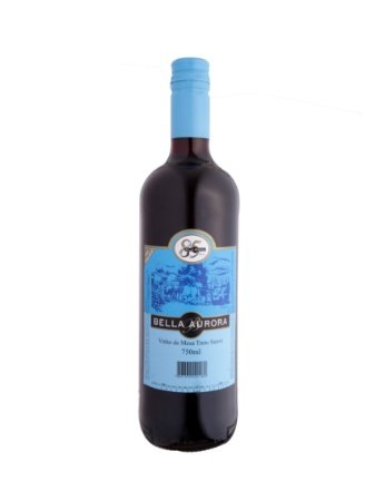 VINHO TINTO SUAVE IZABEL/BORDÔ 750ML - BELLA AURORA