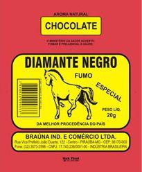 Fumo de Corda - Sabor Chocolate