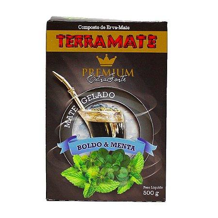 Erva Terra Mate Premium 500g