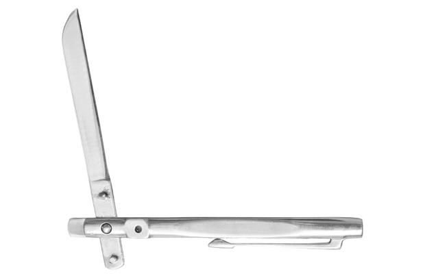 Canivete Caneta Inox