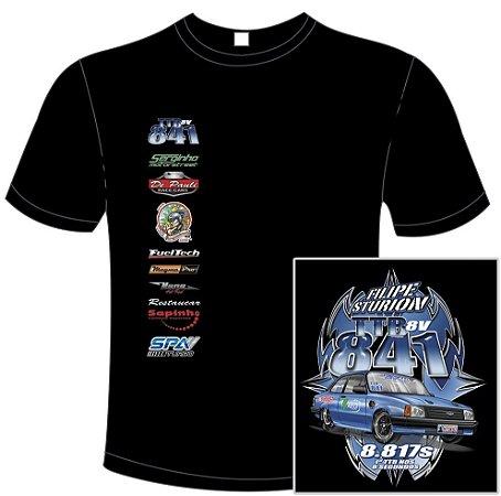 Camiseta Chevette TTB 841- 8 segundos
