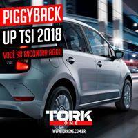 Piggy back Tork One VW UP TSI (com controle de tração por Bluetooth)