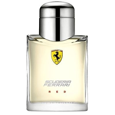 Scuderia Ferrari Red Eau de Toilette 125ml