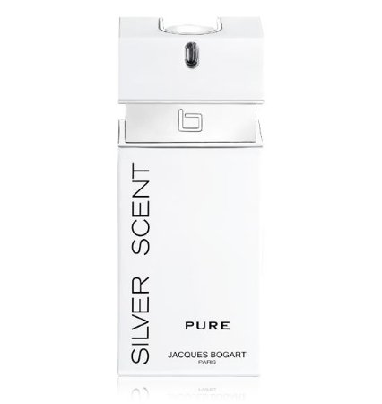 Silver Scent Pure Jacques Bogart Eau de Toilette 100ml