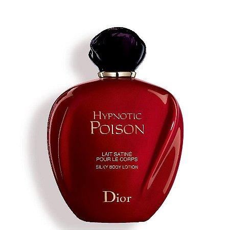 Hypnotic Poison Silky Body Lotion Dior 200ml - Loção Corporal