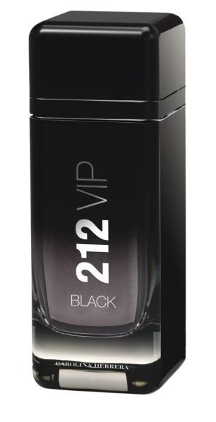 212 VIP Black Carolina Herrera Eau de Parfum