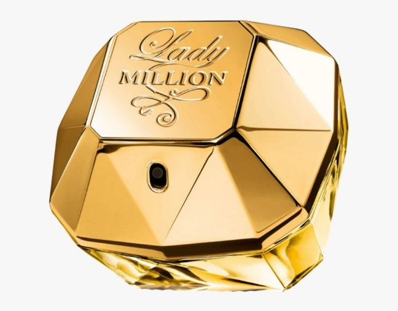 Lady Million Paco Rabanne Eau de Parfum