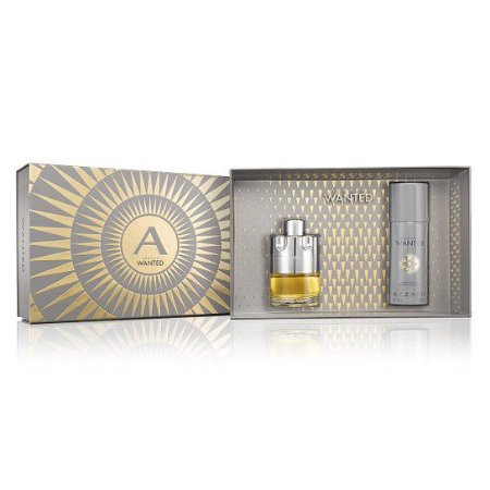 Kit Wanted Eau de Toilette Azzaro + Desodorante