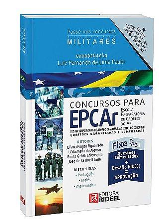 Carreiras Militares - EPCAr - Escola de Cadetes do Ar - 1ª edição
