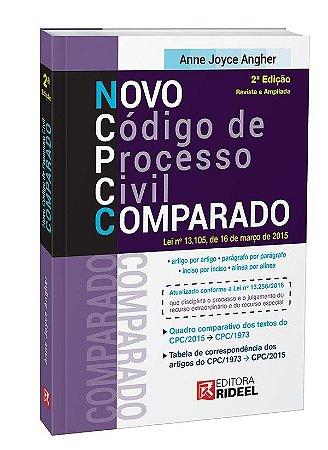 Novo Código de Processo Civil Comparado - 2ª edição
