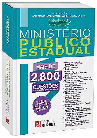 Gabaritado e Aprovado - Ministério Público Estadual - 1ª edição