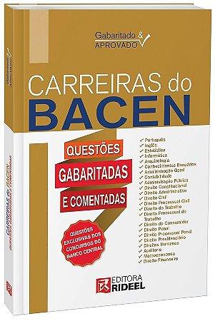 Gabaritado e Aprovado - Carreiras do Bacen - 1ª edição