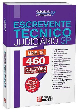 Gabaritado e Aprovado - Escrevente Técnico Judiciário - 1ª edição