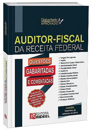 Gabaritado e Aprovado - Auditor Fiscal da Receita Federal - 1ª edição