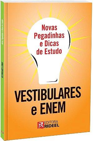 Novas Pegadinhas e Dicas de estudo - ENEM - 1ª edição