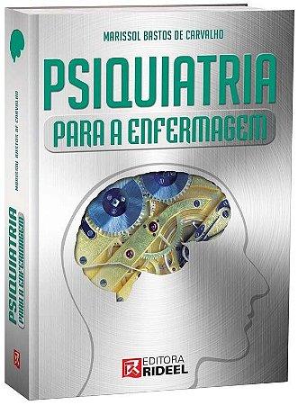 Psiquiatria para enfermagem - 1ª ediçao
