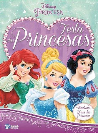 Dicas das Princesas - FESTA DAS PRINCESAS