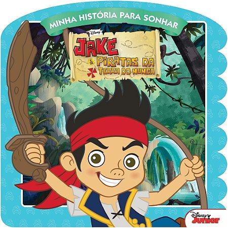 Disney Minha Historia para Sonhar - JAKE E OS PIRATAS