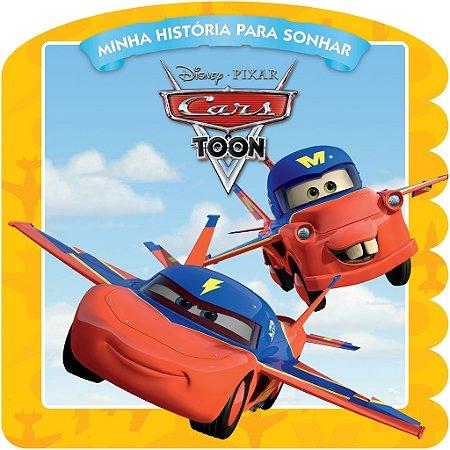 Disney Minha Historia para Sonhar - CARROS - MATE, O AVIADOR