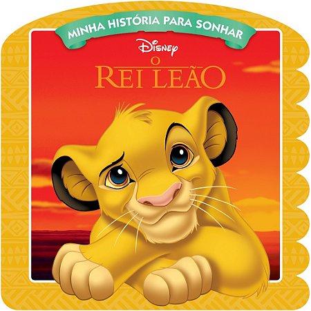 Disney Minha Historia para Sonhar - O REI LEAO