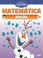 Matematica Frozen - ADIÇÃO