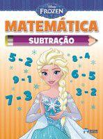 Matematica Frozen - SUBTRAÇÃO