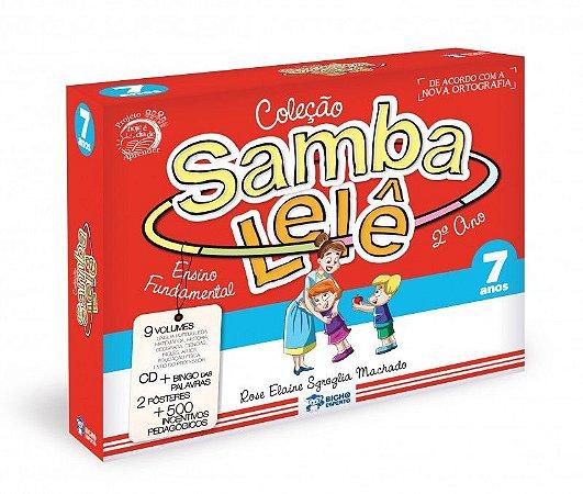 Samba Lelê - Ensino Fundamental 07 Anos