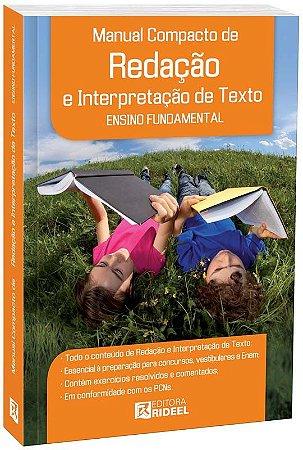 Manual Compacto de Redação e Interpretação de Texto – ENSINO FUNDAMENTAL