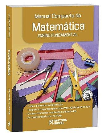 Manual Compacto de Matemática – ENSINO FUNDAMENTAL
