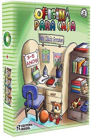 Coleção Oficina para Casa – EDUCAÇÃO INFANTIL