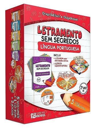 Coleção Letramento Sem Segredos - Língua Portuguesa