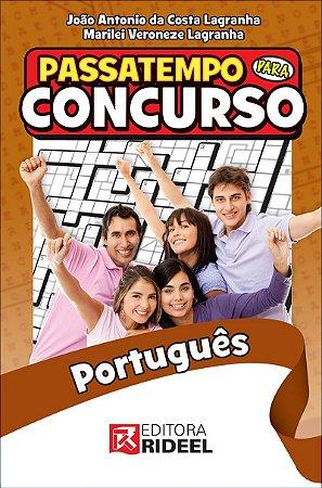 Passatempo para Concurso - Português
