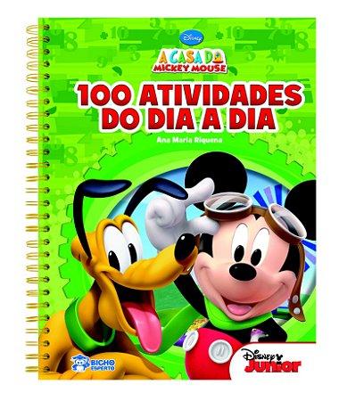 Escolinha Divertida - 100 ATIVIDADES DO DIA A DIA