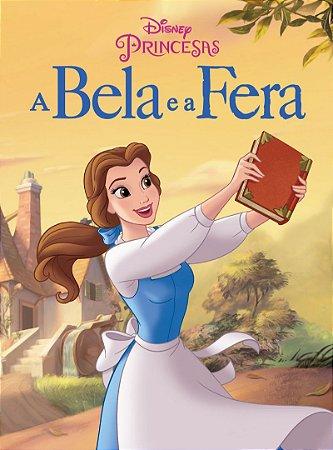 Biblioteca Disney - A BELA E A FERA