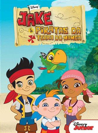 Biblioteca Disney - JAKE E OS PIRATAS