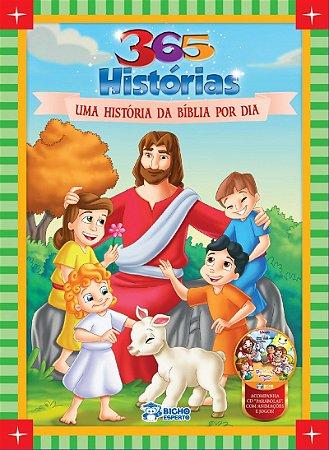 365 Histórias da Bíblia - ENVELOPE
