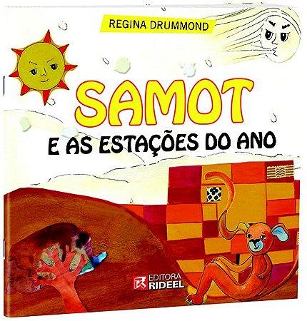Colecao Samot  - SAMOT E AS ESTACOES DO ANO