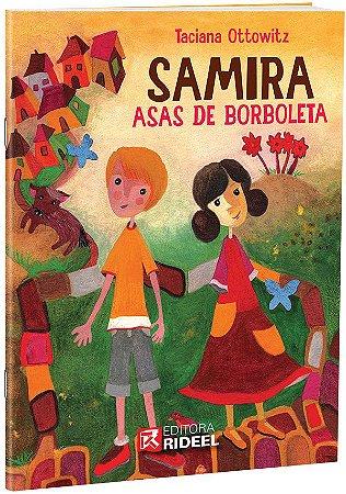 Samira, Asas de Borboleta 1ED.