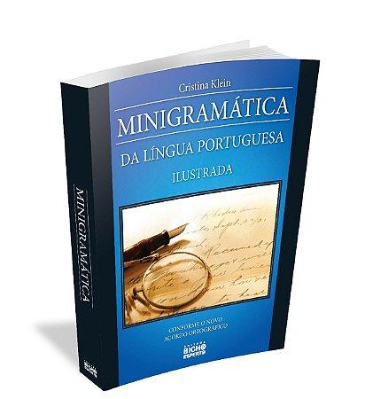 Minigramática Ilustrada - LINGUA PORTUGUESA 2ED BE