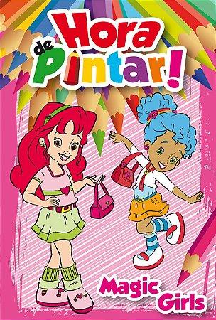 Hora de Pintar! MAGIC GIRLS