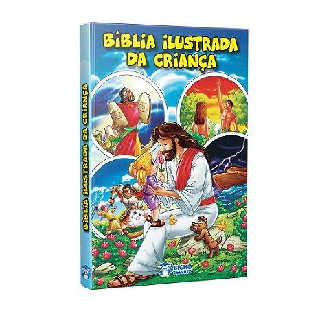 Biblia Ilustrada da Crianca - VOLUME UNICO 4ED.