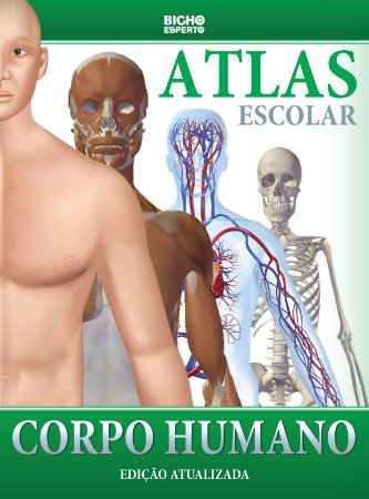 Atlas Escolar do Corpo Humano - LUXO (BE)