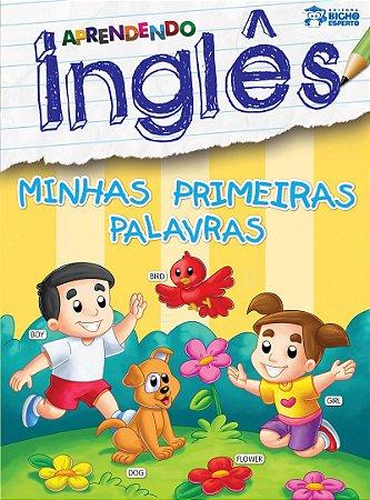 Aprendendo Ingles - PRIMEIRAS PALAVRAS
