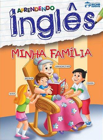 Aprendendo Ingles - MINHA FAMILIA