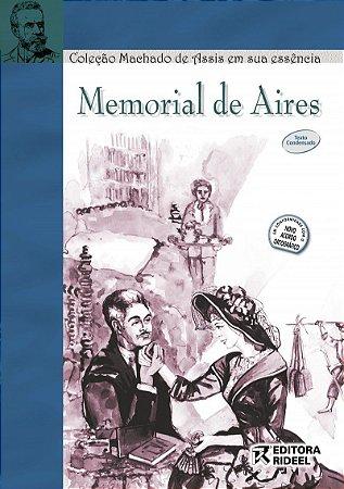 Machado - MEMORIAL DE AIRES 3ED.