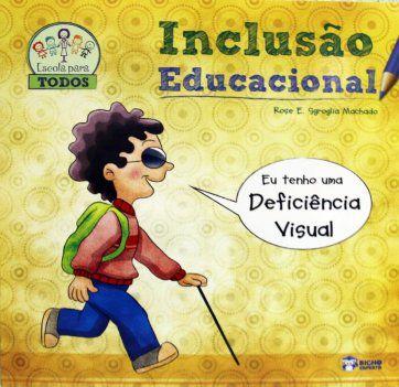 Inclusao Educacional  - DEF.VISUAL