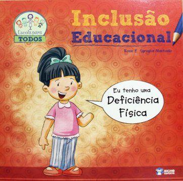 Inclusao Educacional  - DEF.FISICA