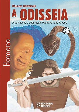 Classicos Universais 1 - A ODISSEIA 2ED.